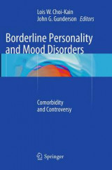 Omslag - Borderline Personality and Mood Disorders