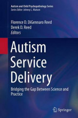 Omslag - Autism Service Delivery