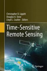 Omslag - Time-Sensitive Remote Sensing