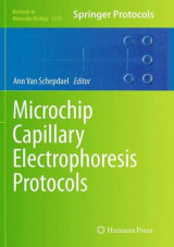 Omslag - Microchip Capillary Electrophoresis Protocols