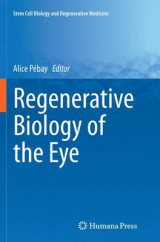 Omslag - Regenerative Biology of the Eye