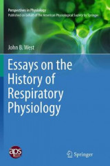 Omslag - Essays on the History of Respiratory Physiology