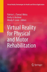 Omslag - Virtual Reality for Physical and Motor Rehabilitation