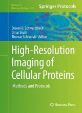 Omslag - High-Resolution Imaging of Cellular Proteins 2016