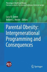 Omslag - Parental Obesity: Intergenerational Programming and Consequences 2016