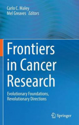 Omslag - Frontiers in Cancer Research 2016