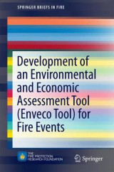 Omslag - Development of an Environmental and Economic Assessment Tool (Enveco Tool) for Fire Events