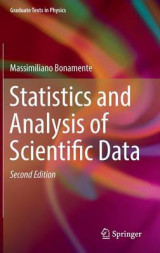 Omslag - Statistics and Analysis of Scientific Data