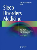Omslag - Sleep Disorders Medicine 2017