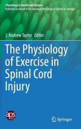 Omslag - The Physiology of Exercise in Spinal Cord Injury 2016