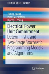 Omslag - Electrical Power Unit Commitment 2017