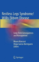 Omslag - Restless Legs Syndrome/Willis Ekbom Disease