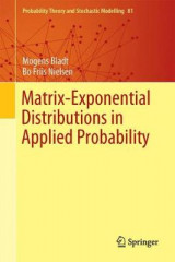 Omslag - Matrix-Exponential Distributions in Applied Probability