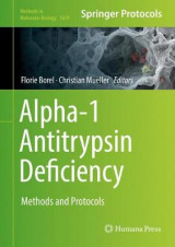 Omslag - Alpha-1 Antitrypsin Deficiency