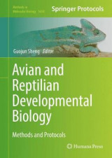 Omslag - Avian and Reptilian Developmental Biology