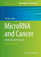 Omslag - MicroRNA and Cancer