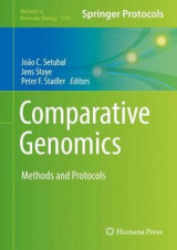 Omslag - Comparative Genomics