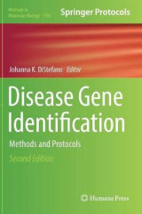 Omslag - Disease Gene Identification