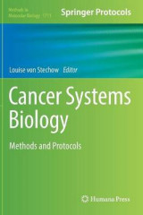 Omslag - Cancer Systems Biology