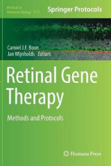 Omslag - Retinal Gene Therapy