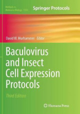 Omslag - Baculovirus and Insect Cell Expression Protocols