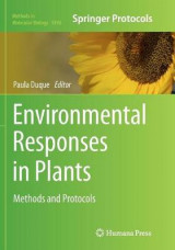 Omslag - Environmental Responses in Plants