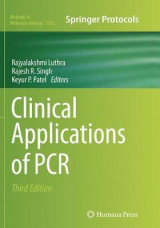 Omslag - Clinical Applications of PCR