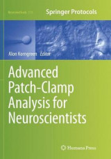 Omslag - Advanced Patch-Clamp Analysis for Neuroscientists