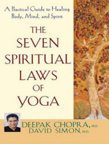 The Seven Spiritual Laws of Yoga av Deepak Chopra og David Simon (Lydbok-CD)