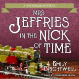 Omslag - Mrs. Jeffries in the Nick of Time