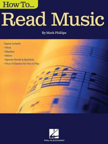 Phillips Mark How to Read Music Bk av Mark Phillips (Heftet)