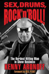 Omslag - Aronoff Kenny Sex Drums Rock 'n' Roll HB Bam Book