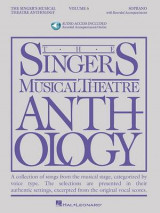 Omslag - The Singer's Musical Theatre Anthology - Volume 6