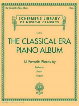 Omslag - The Schirmer's Library of Musical Classics: Volume 2120