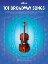 Omslag - 101 Broadway Songs