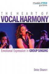 Omslag - The Sharon Deke Heart of Vocal Harmony the VCE Bam BK