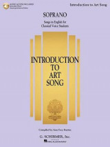 Omslag - Introduction to Art Song for Soprano
