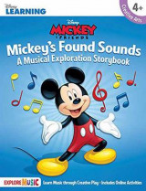 Omslag - Mickey's Found Sounds: A Musical Exploration Storybook