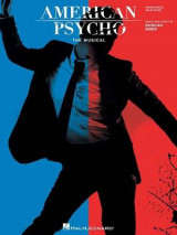 Omslag - Sheik Duncan American Psycho the Musical Vocal Selections Vce Bk