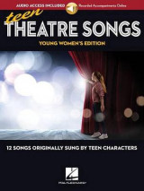 Omslag - Teen Theatre Songs