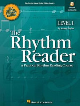 Omslag - Rhythm Reader Digital Edition (Level I)