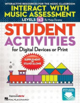 Omslag - Interact with Music Assessment Student Activities