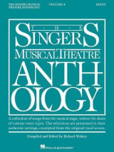 Omslag - The Singer's Musical Theatre Anthology: Duets - Volume 4