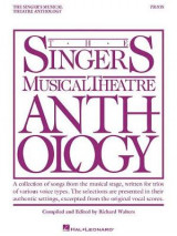 Omslag - Singer's Musical Theatre Anthology Trios