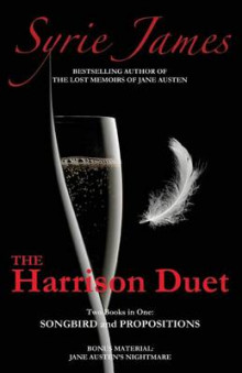 The Harrison Duet av Syrie James (Heftet)