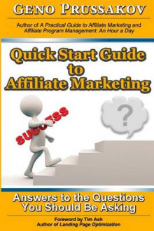 Quick Start Guide to Affiliate Marketing av Evgenii Prussakov (Heftet)