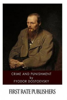 Crime and Punishment av F. M. Dostoevsky (Heftet)