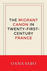 Omslag - The Migrant Canon in Twenty-First-Century France