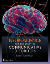 Omslag - Neuroscience for the Study of Communicative Disorders