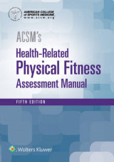 Omslag - ACSM's Health-Related Physical Fitness Assessment